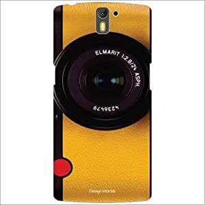 Design Worlds - Oneplus One A0001 Designer Back Cover Case - Multicolor Pho...