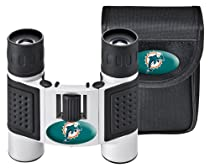 NFL Miami Dolphins High Powered Compact Binoculars