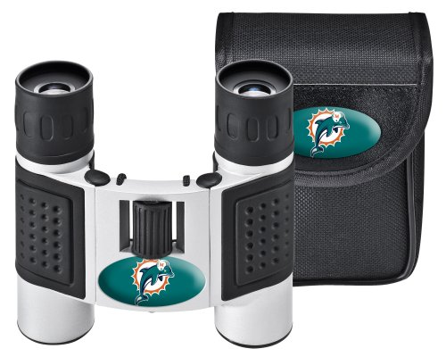 Nfl Miami Dolphins High Powered Compact Binoculars