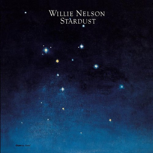 Original album cover of Stardust by Willie Nelson