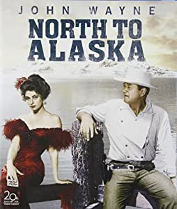 North to Alaska [Blu-ray] (Bilingual) [Import]