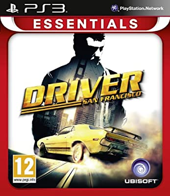 Driver San Francisco: PlayStation 3 Essentials (PS3) from Ubisoft