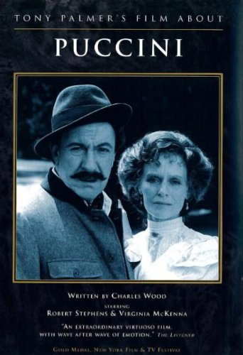 La Vida Y Obra de  PUCCINI - Tony Palmer - DVD