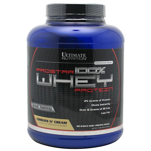 Whey Protein Ultimate Nutrition