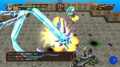 チョコボの不思議なダンジョン エブリバディ!ダウンロードコード 封入 - PS4 ゲーム画面スクリーンショット6
