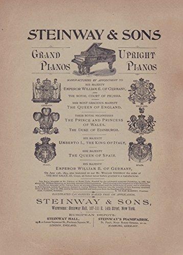 vintage-opera-e-musica-classica-steinway-sons-pianoforti-c1888-250-gsm-lucido-art-poster-a3-di-ripro