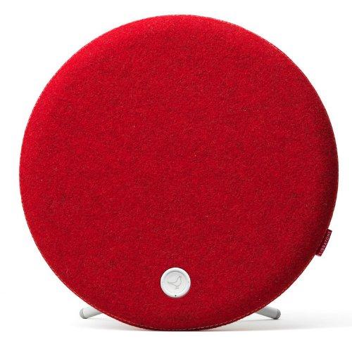 Libratone Loop, Raspberry Red AirPlay, PlayDirect, DLNA, LT-400-EU-1201 (AirPlay, PlayDirect, DLNA EU/UK Plugs)