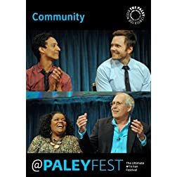 Community: Cast & Creators Live at PALEYFEST