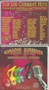 Karaoke Kurrents June 2010 6 CDG Set 100 Hot Songs!