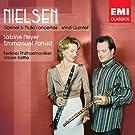 Nielsen: Clarinet & Flute Concertos, Wind Quintet [+digital booklet]