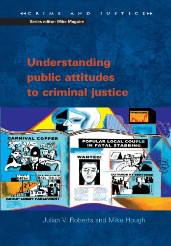 Understanding Public Attitudes to Criminal Justice (Crime and Justice)