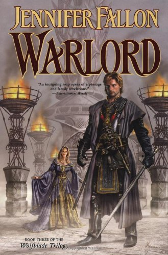 Image of Warlord (The Hythrun Chronicles: Wolfblade Trilogy, Book 3)