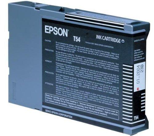 Epson T544700 220ml Light Black UltraChrome Ink Cartridge for Stylus Pro 9600 Series