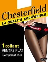 Chesterfield - Ventre Plat - Collant - Uni - Femme