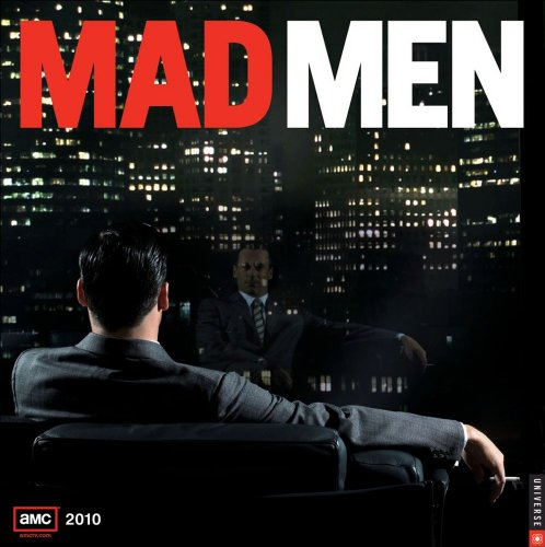 Mad Men 2010 Wall Calendar