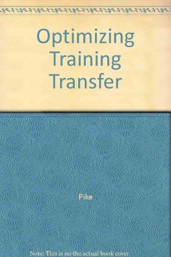 Optimizing Training Transfer