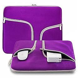 Neoprene Macbook Sleeve - Best Water-Resistant Protective Case For 13