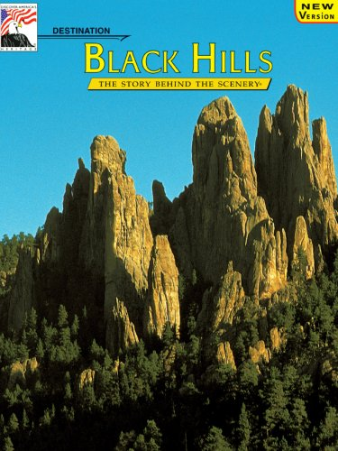 Destination - Black Hills: The Story Behind the Scenery PDF