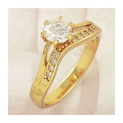 18-carat-yellow-gold-diamond-womens-ring-size-54-free-shipping-18-k-allianz-solitar