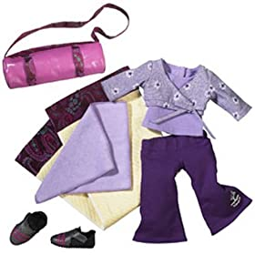 Zen Vibe Yoga outfit for Karito Kids