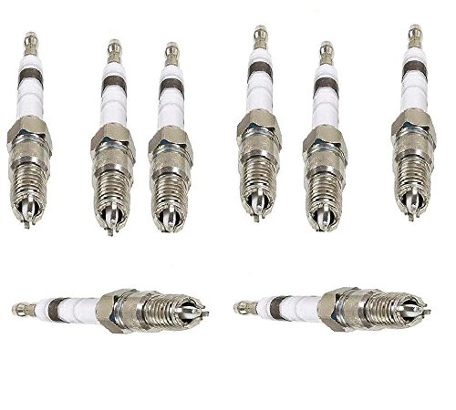 Set of 8 Spark Plug Bosch Platinum+44449 (Bosch R10 Spark Plug compare prices)