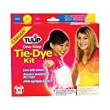 Tulip D22673 One-Step Classic Tie-Dye Kit for 8 Shirts