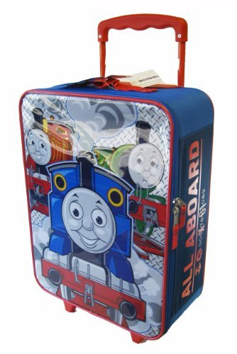Thomas the Train Rolling Backpack - Full Size - Luggage