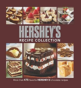 Hershey's Recipe Collection in 5-Ring Binder (5 Ring Binder Cookbook) Publications International Staff