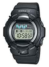 Casio Baby-G Damen-Armbanduhr Digital Quarz BG-1001-1VER