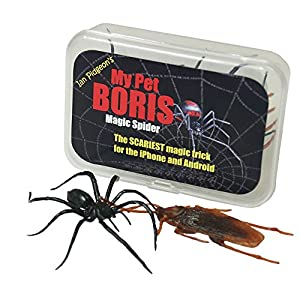 MMS Magic Spider Pro-Pack by Ian Pidgeon - Trick