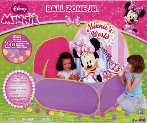Disney Minnie Ball Zone Jr. Indoor Ball Pit