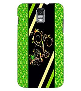 PrintDhaba Pattern D-2692 Back Case Cover for SAMSUNG GALAXY S5 (Multi-Coloured)