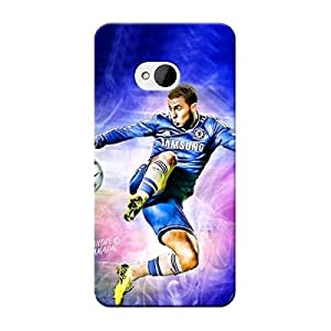 EYP Chelsea Eden Hazard Back Cover Case for HTC One M7