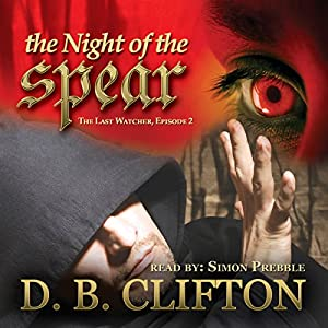 The Night of the Spear Audiobook