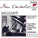 Mozart: Piano Concerto No. 20, K. 466; Piano Concerto No. 22, K. 482