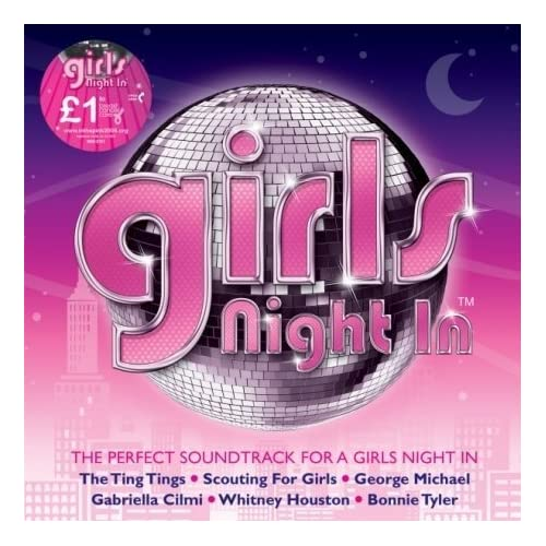 Girls Night In   Various(split tracks +covers) preview 0