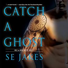 Catch a Ghost Audiobook by SE Jakes Narrated by Adam North