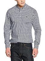 Marc O'Polo Camisa Hombre (Azul Marino)