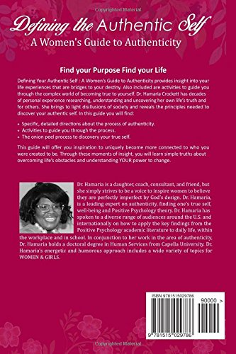 Defining Your Authentic Self: A Women's Guide to Authenticity