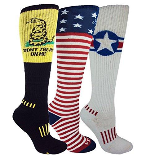 moxy-socks-american-patriot-knee-high-3-pack