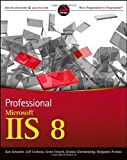 img - for Professional Microsoft IIS 8 book / textbook / text book