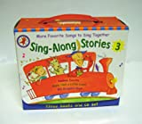 Sing-Along Stories 3: Mary Had a Little Lamb, Yankee Doodle, Bill Grogan's Goat (0316011398) by Hoberman, Mary Ann