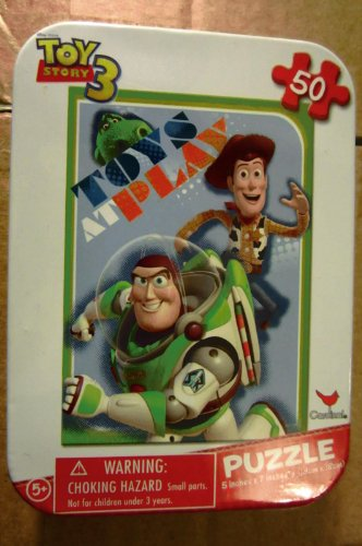 Toy Story 3 Mini Tin Puzzle In PDQ - 1