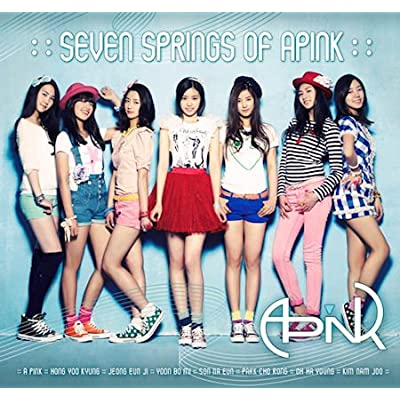 Seven Springs of Apink をAmazonでチェック!