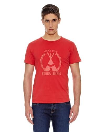 Liberto Camiseta Ca002 Azul Marino