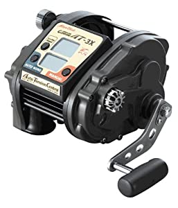 Miya Epoch AT-3 X Brown, 12v reel