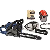 Einhell Kit tronçonneuse BG-PC 1235 kit avec 2ème chaîne, casque, gants et sac de rangement 4501641