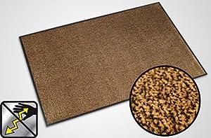 Schmutzfangmatte Performa mit Antistatikwirkung  135x200cm  BaumarktKundenbewertung und weitere Informationen