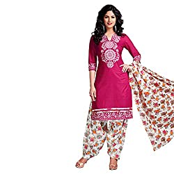 Maa CreationExclusive Pure Cotton Dress Material