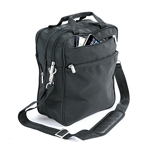 DASH Expandable Messenger Bag